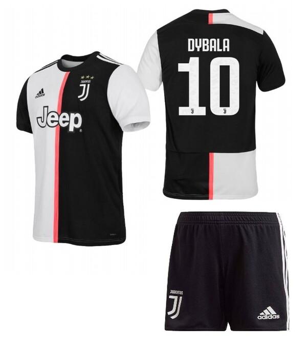 Ювентус (Juventus) Домашняя детская форма сезон 2019-2020 Dybala 10